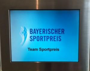 Bay. Sportpreis