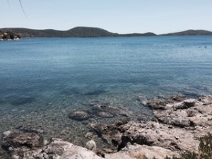 Wasser Bucht