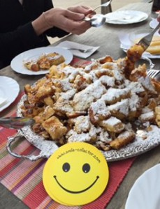 Kaiserschmarrn Smile Collector